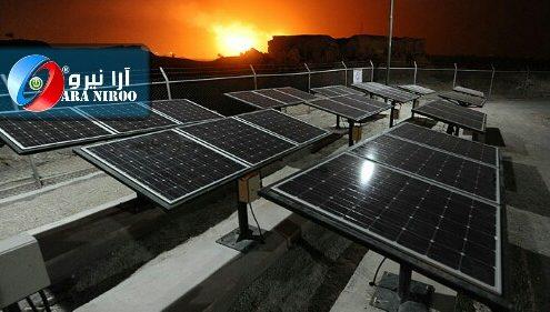 احداث نیروگاه ۳۰۰ کیلو واتی در بوستان های تهران