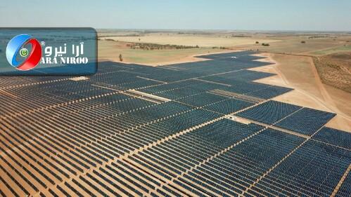 برق خورشیدی از ۱۱۵ نیروگاه کشور به بهره برداری رسید