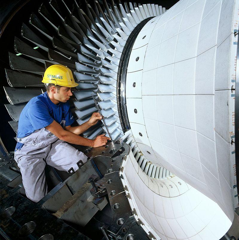 توربین گاز - آشنایی با توربین گاز (Gas turbine)