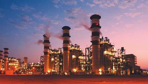 نیروگاه گازی - وبلاگ تک نوشته