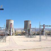 نیروگاه گازی در شیراز