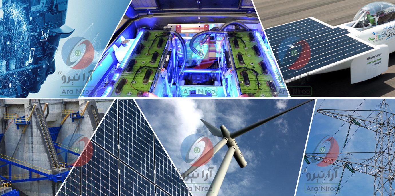 Sustainable Electric Power Engineering and Electromobility - نیروگاه خورشیدی | نیروگاه گازی